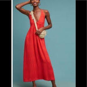 Anthropologie Molly MIDI Dress
